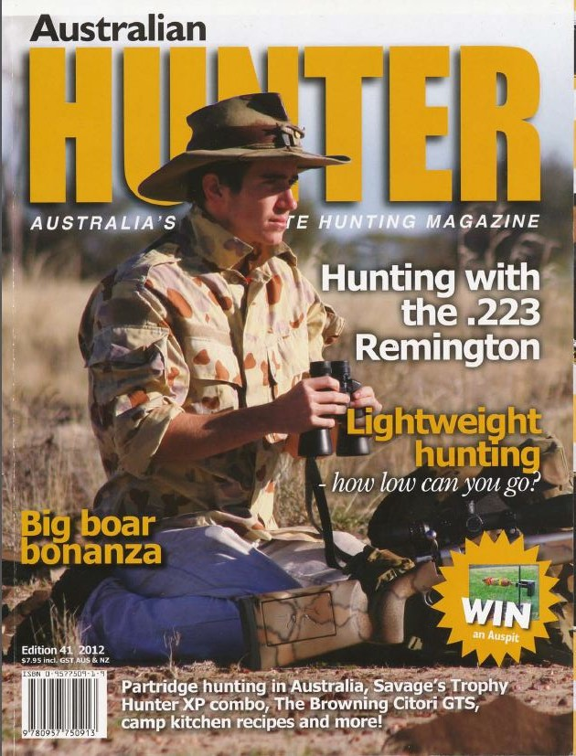 aussiehunter SSAA Hunter edition 41 - Ryan
