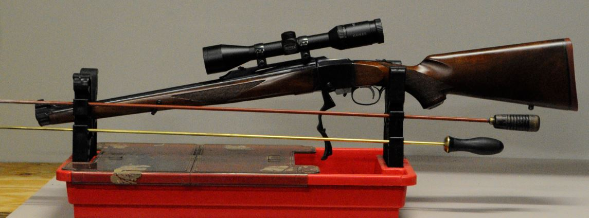 Rifle Barrel Cleaning