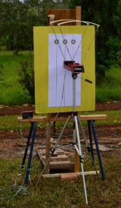 aussiehunter air rifle ballistics testing