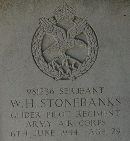 D-Day-headstone