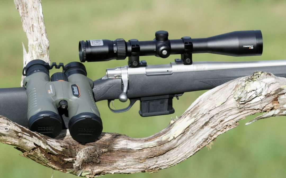 Bushnell Trophy Xtreme optics