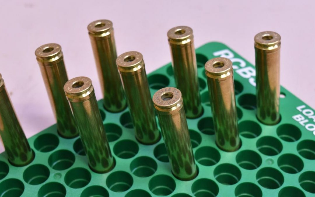 Rifle Cleaning and Reloading