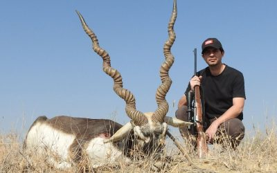 Hesham-Usama-Khans-Black-Buck-world-record