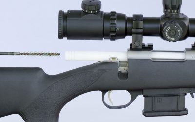 bore guide for rifle cleaning