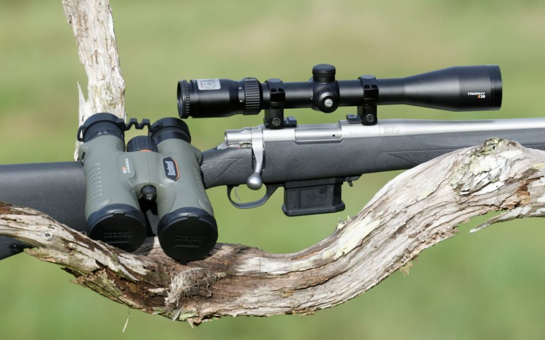 Bushnell Trophy Xtreme optics review