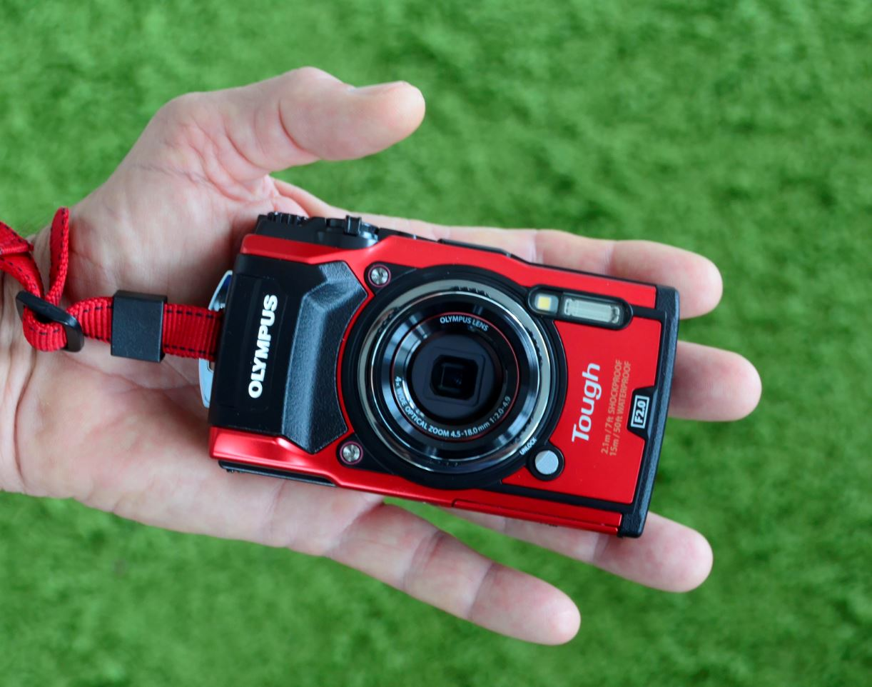best camera for hunting the Olympus TG-5 Tough camera