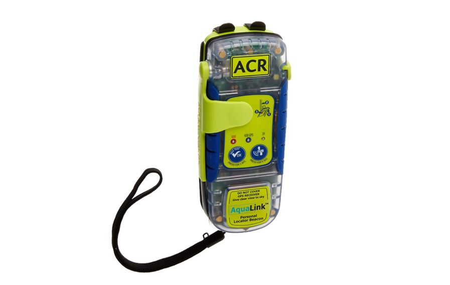 Personal Locator Beacon PLB for Wilderness Emergencies