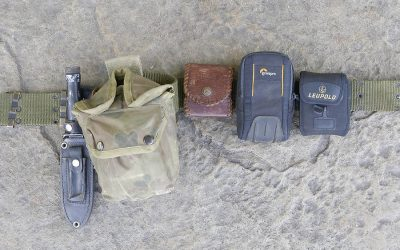 How to Set-up a Hunting Utility Belt