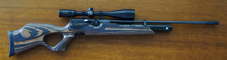 Weihrauch HW100 PCP Air Rifle
