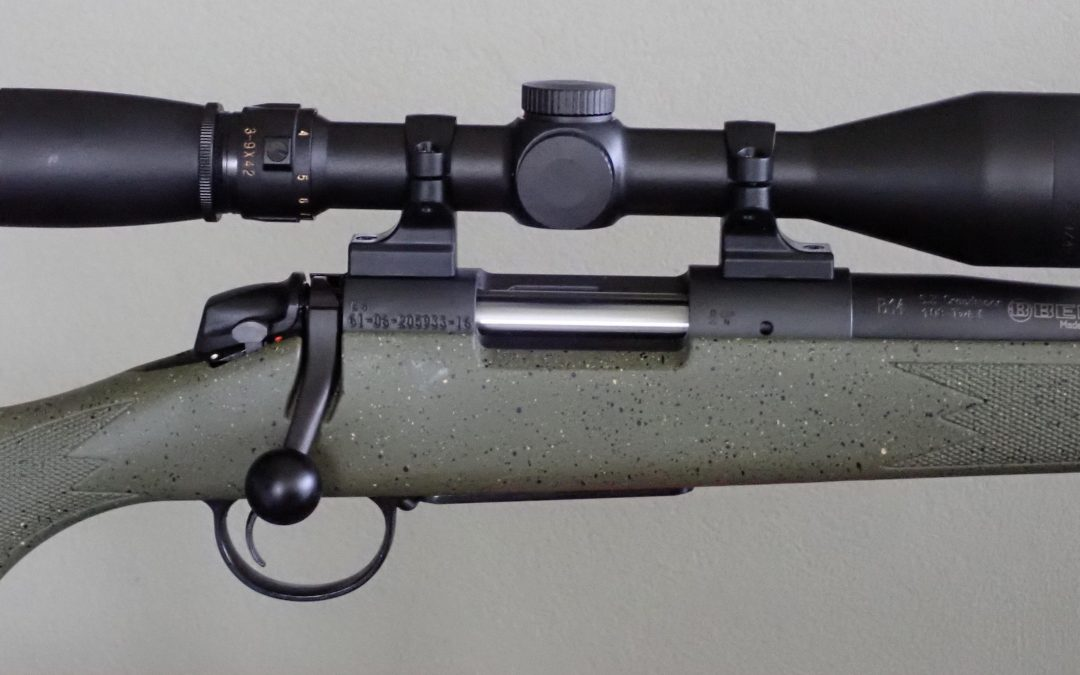 Bergara B14 Hunter Rifle in 6.5 Creedmoor