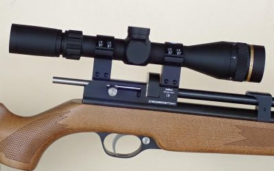 Diana Stormrider PCP air rifle review